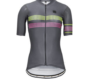 sanremo striped donna grey front